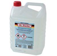 Dr. Starke Desinfektionsmittel Schnelldesinfektion 5L Kanister Flächendesinfektion