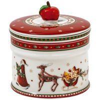 Villeroy & Boch Winter Bakery Delight Gebäckdose, klein