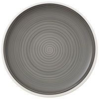 Villeroy & Boch Manufacture gris Speiseteller
