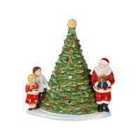 Villeroy & Boch Christmas Toys Santa am Baum