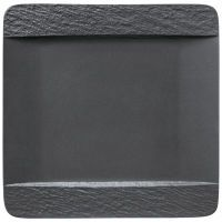 Villeroy & Boch Manufacture Rock Speiseteller quadratisch