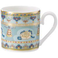 Villeroy & Boch Samarkand Aquamarin Mokka-/Espressoobertasse