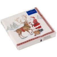 Villeroy & Boch Winter Specials L-Serviette Rentier