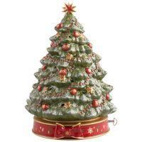 Villeroy & Boch Toy's Delight Weihnachtsbaum mit Spieluhr