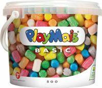 PlayMais Basic 500 (kleiner Eimer) (63416517)
