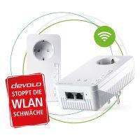 Devolo Next Starter Kit Powerline-Adapter 8614 Magic 2 WiFi Next Starter Kit