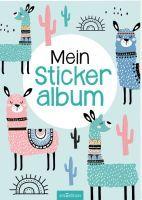 ars Edition Mein Stickeralbum - Lamas (67649796)