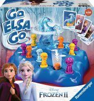 """Ravensburger Kinderspiele """"Disney Frozen 2 Go Elsa Go"""" 4 - 99 Jahre Fantasy Spiele von Ravenburger"""