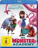 Die Monster Academy (Blu-ray)