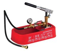 ROTHENBERGER Prüfpumpe RP 30 0 - 30 bar R 1/2 Zoll Saugvolumen pro Hub ca. 16 ml