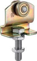 HELM Rollapparat -90 390 passend für Profil 300 Stahl galvanisch gelb verzinkt 65 kg