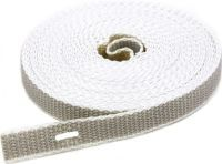 Rollladen-Gurtband SB-Pack beige-grau Gurtbreite 14 mm Gurtlänge 6 m Gurtstärke 1,7 mm