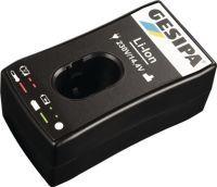 GESIPA Schnellladegerät für 1 Akku Gleichstrom: 14,4 V