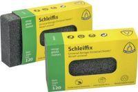 KLINGSPOR Handschleifblock Schleiffix L80xB50mm Körnung 120 mittel