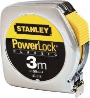 Taschenrollbandmaß PowerLock® L.5m B.19mm mm/cm EG II Ku.Automatic SB STANLEY