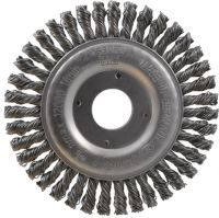 OSBORN Pipelinebürste D. 125 mm Drahtstärke 0,5 mm Stahl 6 mm 12500 min-¹