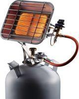 ROWI Heizstrahler HGS 4600/1 3,0 - 4,6 kW stufenlos regelbar ca. 335 g/h 50 mbar