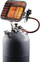 ROWI Heizstrahler HGS 4400/1 P 2,6 - 4,4 kW stufenlos regelbar ca. 320 g/h 50 mbar