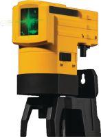 STABILA Kreuzlinienlaser LAX 50 G 30 m ± 0,5 mm/m