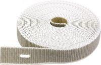 Rollladen-Gurtband SB-Pack beige-grau Gurtbreite 22 mm Gurtlänge 6 m Gurtstärke 1,7 mm