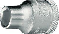 GEDORE Steckschlüsseleinsatz 30 3/8 Zoll 6-kant Schlüsselweite 13 mm Länge 28 mm