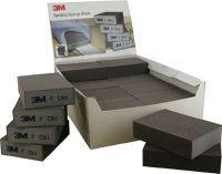 3M Schleifschwamm HI-FL L100xB68mm medium hart / vierseitig beschichtet