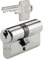BKS Profildoppelzylinder PZ 8802 27/35 mm Not- und Gefahrenfunktion einseitig Anzahl Schlüssel 3 ver