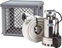HOMA Flut-Set CR360 V WA 11500 l/h 7,5 m 630 W