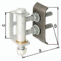 GAH Torband 135x136x101mm Stahl roh