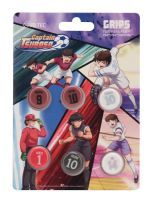 PS4 Grips Set Captain Tsubasa Elementary School Englisch
