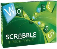 Mattel Scrabble Original (D) (61036997)