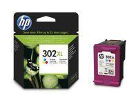 HP INC HP 302XL - Hohe Ergiebigkeit - Farbe (Cy (F6U67AE#UUS)
