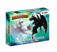 ADVENTKALENDER DRAGONS 24645