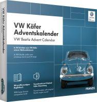 Franzis Verlag Adventskalender VW Käfer 2020