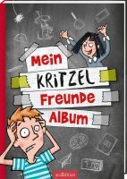 Mein Kritzel-Freunde-Album (67667166)