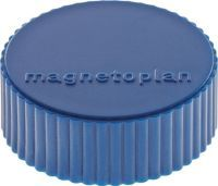Multipack MAGNETOPLAN Magnet Super Ø 34 mm dunkelblau 10 Stück