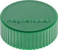 Multipack MAGNETOPLAN Magnet Super Ø 34 mm grün 10 Stück