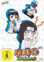 Naruto Spin - Off! Rock Lee und seine Ninja Kumpels - Volume 02: Episode 14-26 (3 DVDs)
