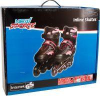 New Sports NSP Inliner Pink, ABEC 7, Gr. 35-38 (73421934)