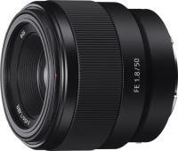 Sony FE 50mm 1.8 schwarz (SEL-50F18F)