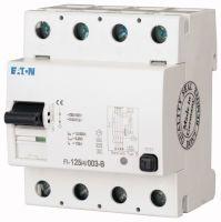 Eaton Fehlerstromschutzschalter 4-polig 40A 30 mA Typ A
