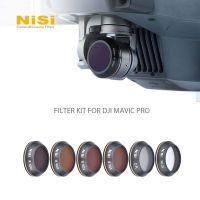 NiSi Filterset für DJI Mavic Pro Inhalt 6 Stück