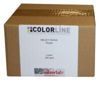 Silverlab Colorline luster 152 mm x 65 m 240g/m² Inkjet Papier, VE=1 Rolle