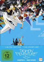 Digimon Adventure tri. - Our Future Chapter 6 (FuturePak) (DVD)