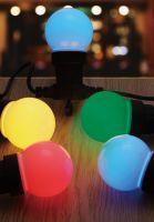 EGLO LED-RGB-LICHTERKETTE/20 SW/WS 'CAMPANAS' (34012)
