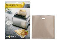 BOSKA ToastaBag 18,5x17,5x25cm 3er Pack () - 24 Stück