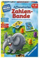 """Ravensburger Kinderspiele """"Affenstarke Zahlen-Bande"""" 6 - 10 Jahre Zählen & Rechnen Spiele von Ravenburger"""