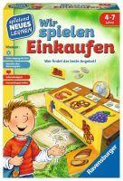 """Ravensburger Kinderspiele """"Wir spielen Einkaufen"""" 4 - 7 Jahre Rollenspiel Spiele von Ravenburger"""