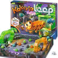 """Ravensburger Kinderspiele """"Kakerlaloop"""" 5 - 99 Jahre Spaß & Action Spiele von Ravenburger"""