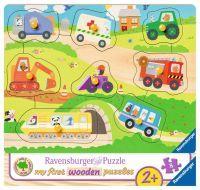 Ravensburger Lieblingsfahrzeuge (3684)